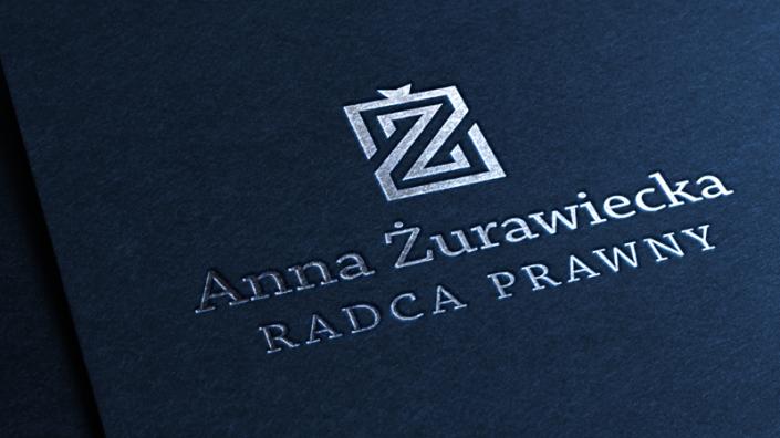 Prawnik logo adwokat