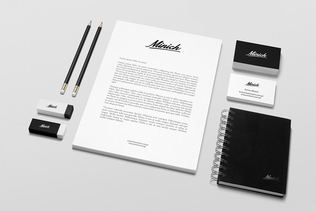 Meble ekskluzywne - projekt logotypu