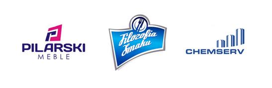 logo loga logos logotypy