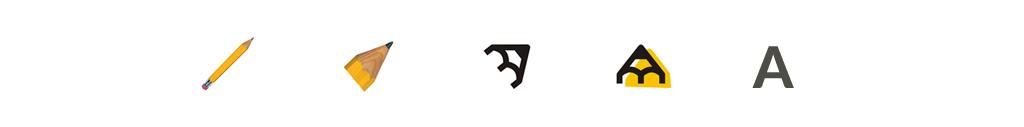 Etapy projektowania logo