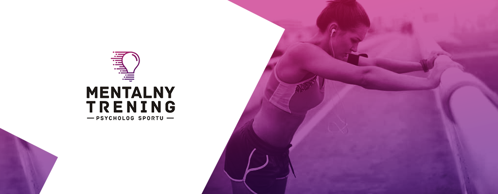 Projekt logo dla psychologa sportu