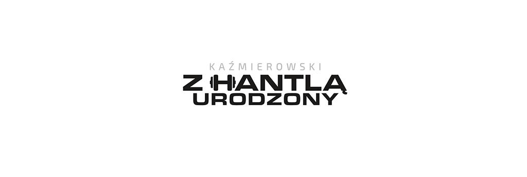 logo trener personalny